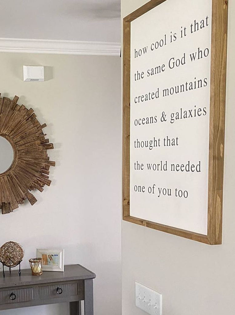 farmhouse wall decor, inspirational sign, wood sign, inspirational wall art, motivational signs,  home decor sign, framed wood sign, signs