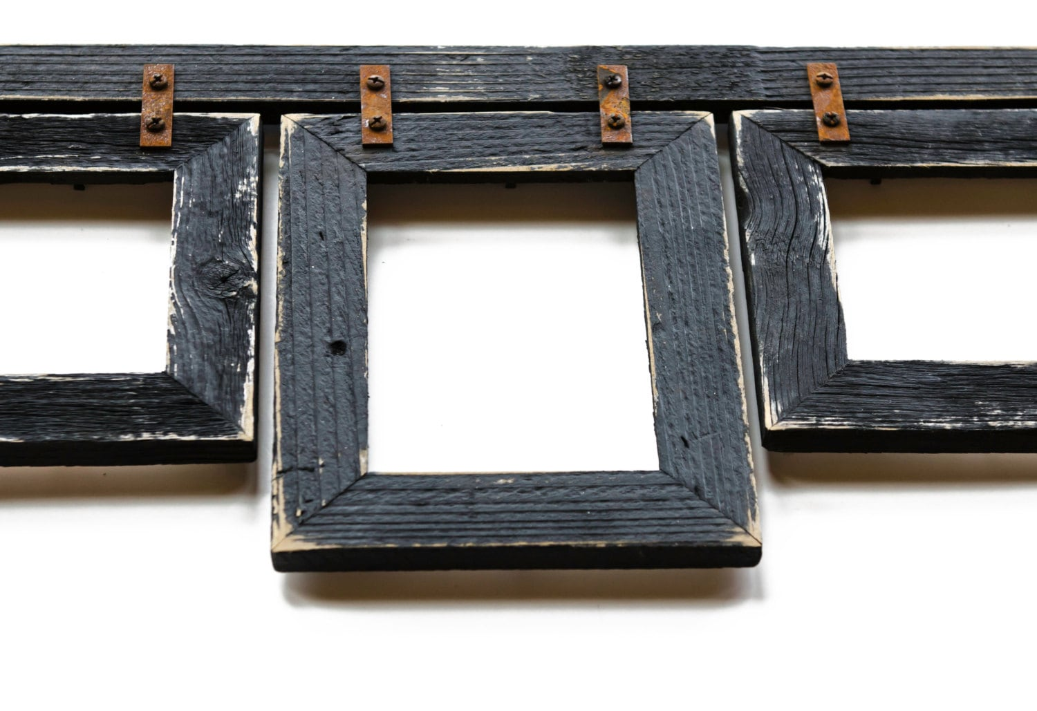 4x6 barnwood collage picture frame 3 4x6 multi opening frame 4x6 barnwood collage picture frame 3 4x6 multi opening frame rustic picture frames jeuxipadfo Gallery