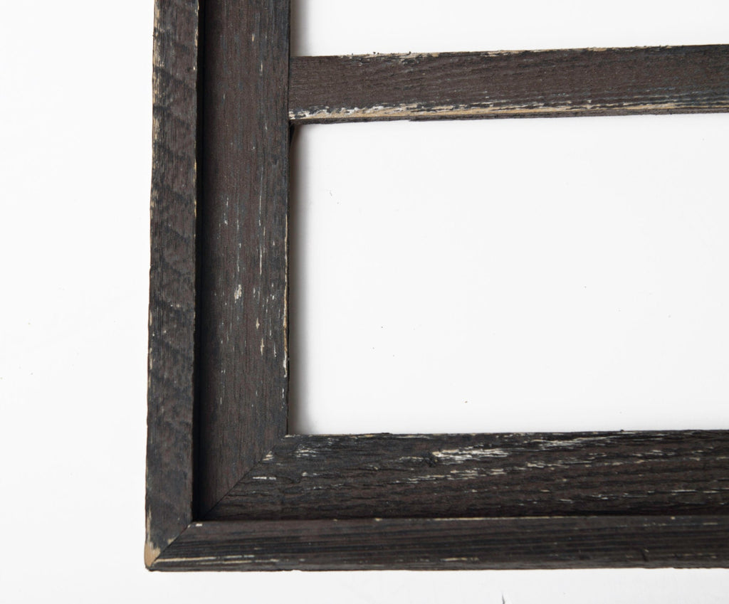 5x7 Window Collage Picture Frame Rustic Picture Frame