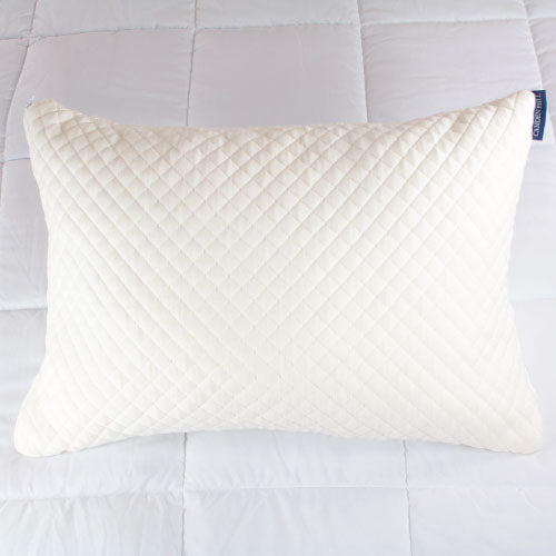 Latex Pillow Promo - Complimentary pillow plus shipping & handling