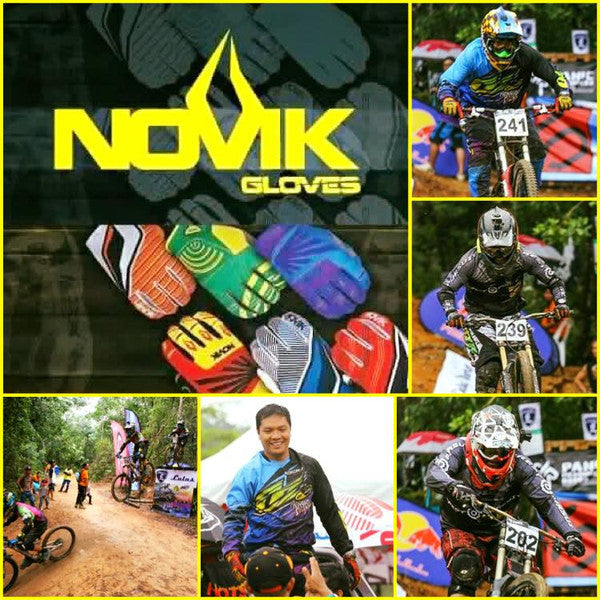 Novik Gloves Asia Ft. UnCuffed MTB