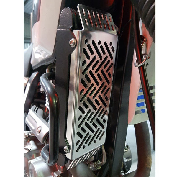 Oil Cooler Guard - Suzuki DR650 (96+)