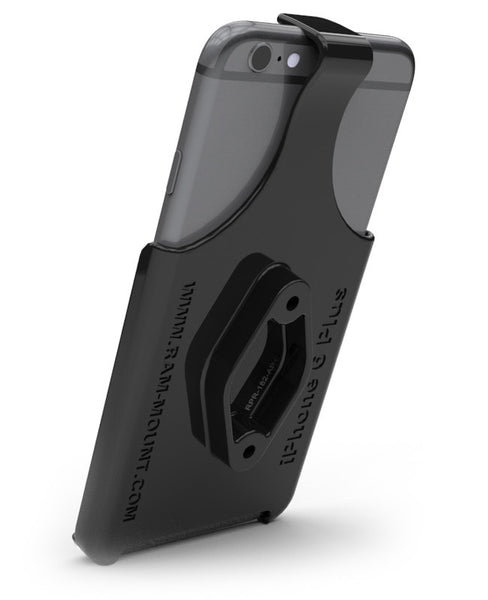 RAM Model Specific Form-Fitted Cradle for the Apple iPhone 6 Plus WITHOUT CASE, SKIN OR SLEEVE