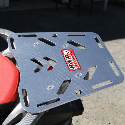 B & B Off Road Engineering - Rear Luggage Plate - Honda CRF1000L Mini