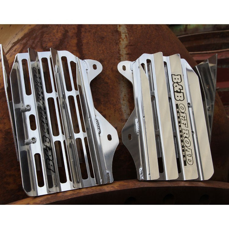 B&B Offroad Engineering Radiator Guard for Honda Africa Twin CRF1000L