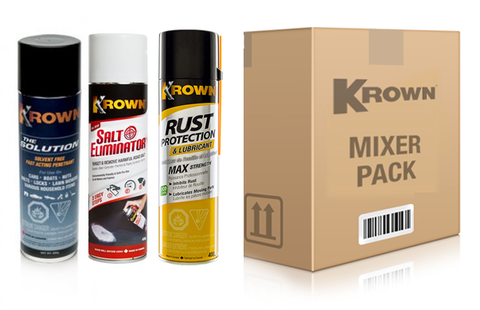 Krown Aerosol Multi-Pack (3 Pack)