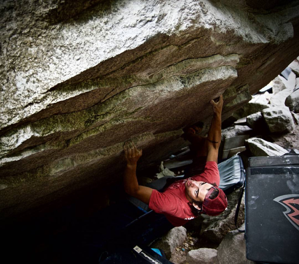 Boulder Denim Athlete Ian Branda