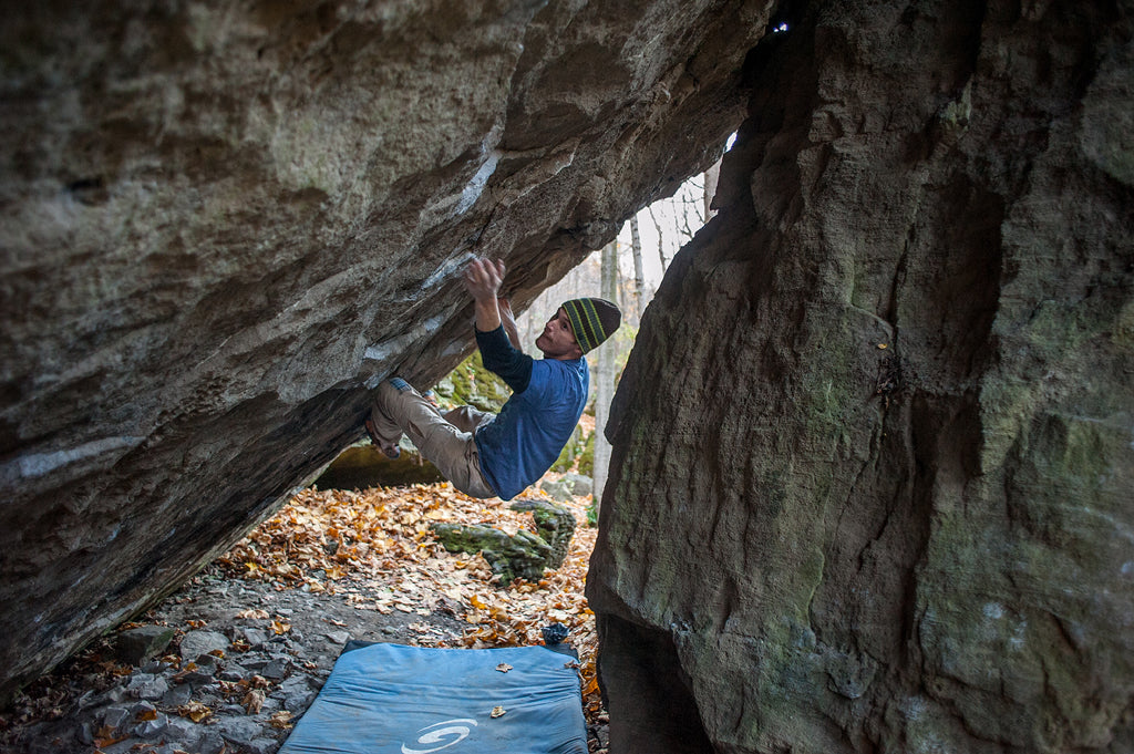 Boulder Denim Athlete Mark Scherle