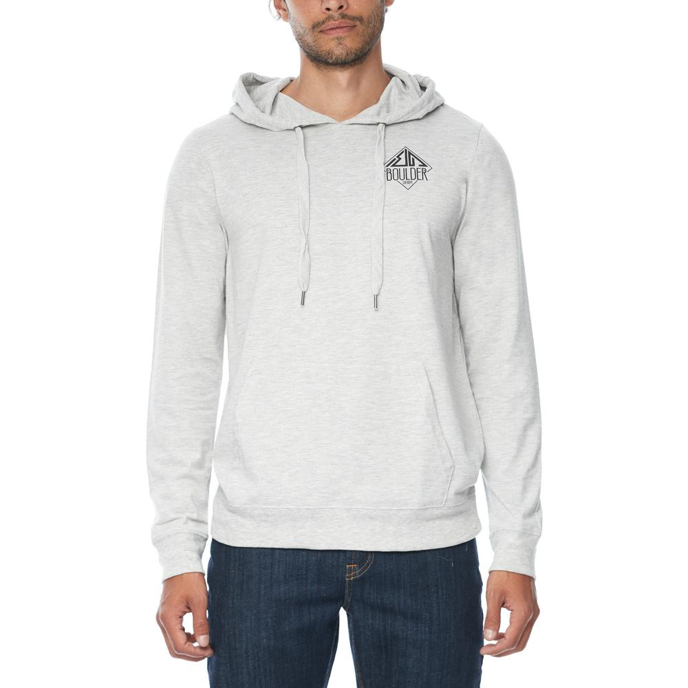 Boulder Denim Unisex Light Weight Hoodie Front