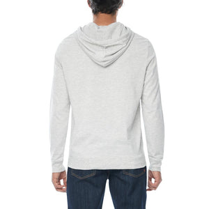 Boulder Denim Unisex Light Weight Hoodie Back