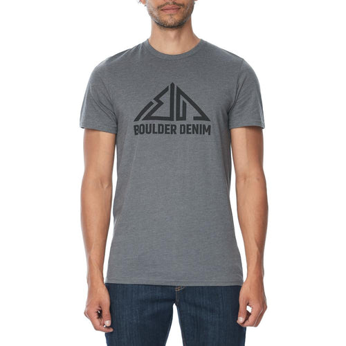 Boulder Denim Men's Mountain Tee Front