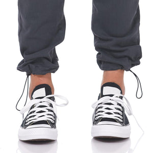 Boulder Denim 2.0 Women's Jogger Granite Grey Cinch Close Up