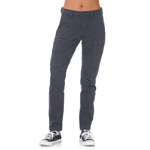 Boulder Denim 2.0 Women's Jogger Granite Grey Front