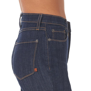 Women's Skinny Fit Jeans from Boulder Denim Side Close