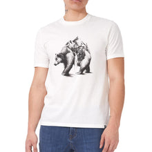 Load image into Gallery viewer, Boulder-Denim-Alyse-Dietel-Onward-Bear-Tee-Off-White-Front