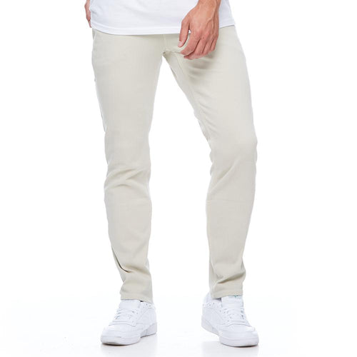 Boulder Denim 2.0 Men's Athletic Fit Jeans in Sand Front