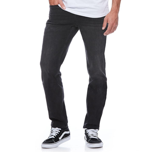 Boulder Denim 2.0 Men's Athletic Fit Jeans in Slate Grey Front