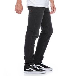 Boulder Denim 2.0 Men's Athletic Fit Jeans in Slate Grey Side