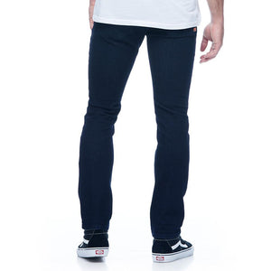 Boulder Denim 2.0 Men's Slim Fit Jeans in Newmoon Blue Back