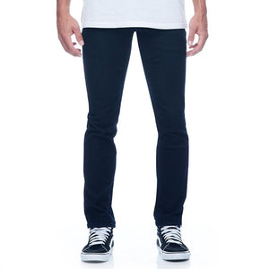 Boulder Denim 2.0 Men's Slim Fit Jeans in Newmoon Blue Front