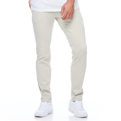Boulder Denim 2.0 Men's Slim Fit Jeans in Sand Front