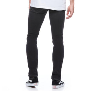 Boulder Denim 2.0 Men's Slim Fit Jeans in Slate Grey Back