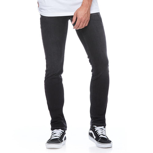 Boulder Denim 2.0 Men's Slim Fit Jeans in Slate Grey Front