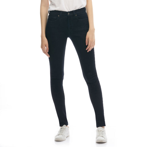 Boulder Denim 2.0 Women's Skinny Fit Jeans in Newmoon Blue
