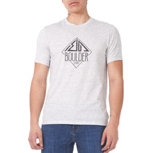 Load image into Gallery viewer, Boulder Denim Men's Light Grey Secret Topo Tee