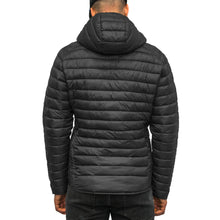 Load image into Gallery viewer, Boulder Denim Men's Puffy Jacket Back in Black