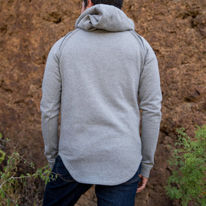 French Terry Tunnel Hoodie (Unisex)