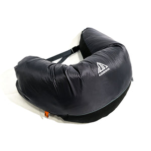 Boulder Denim Men's Puffy Jacket Travel Pillow