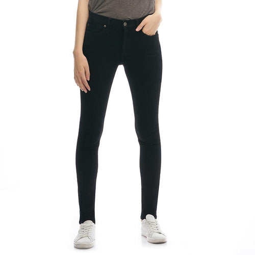 Boulder Denim 2.0 Women's Skinny Fit Jeans in Pitch Black