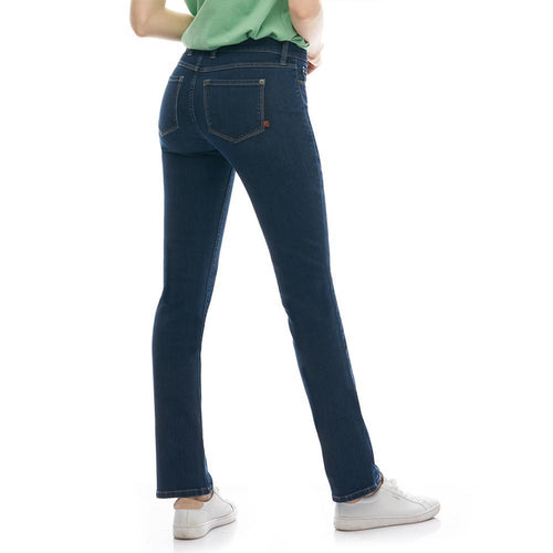Boulder Denim 2.0 Women's Straight Fit Jeans in Cobalt