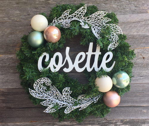 Cosette Wreath