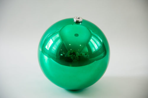 Pumpkin Ball Ornament
