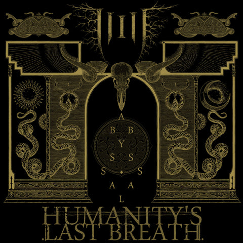 Humanity's Last Breath Abyssal Album Cover