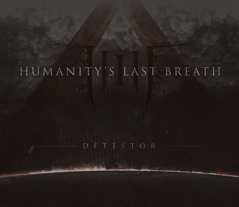 Humannity's Last Breath - Detestor EP Cover