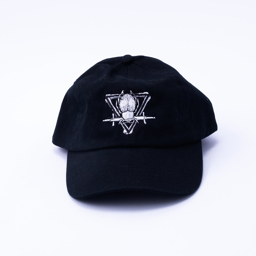 EARTHLESS Black Dad Cap