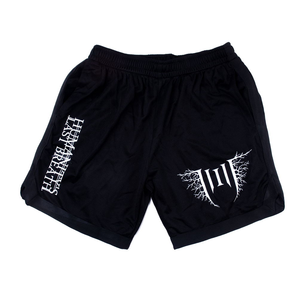 Humanity's Last Breath Logo Shorts