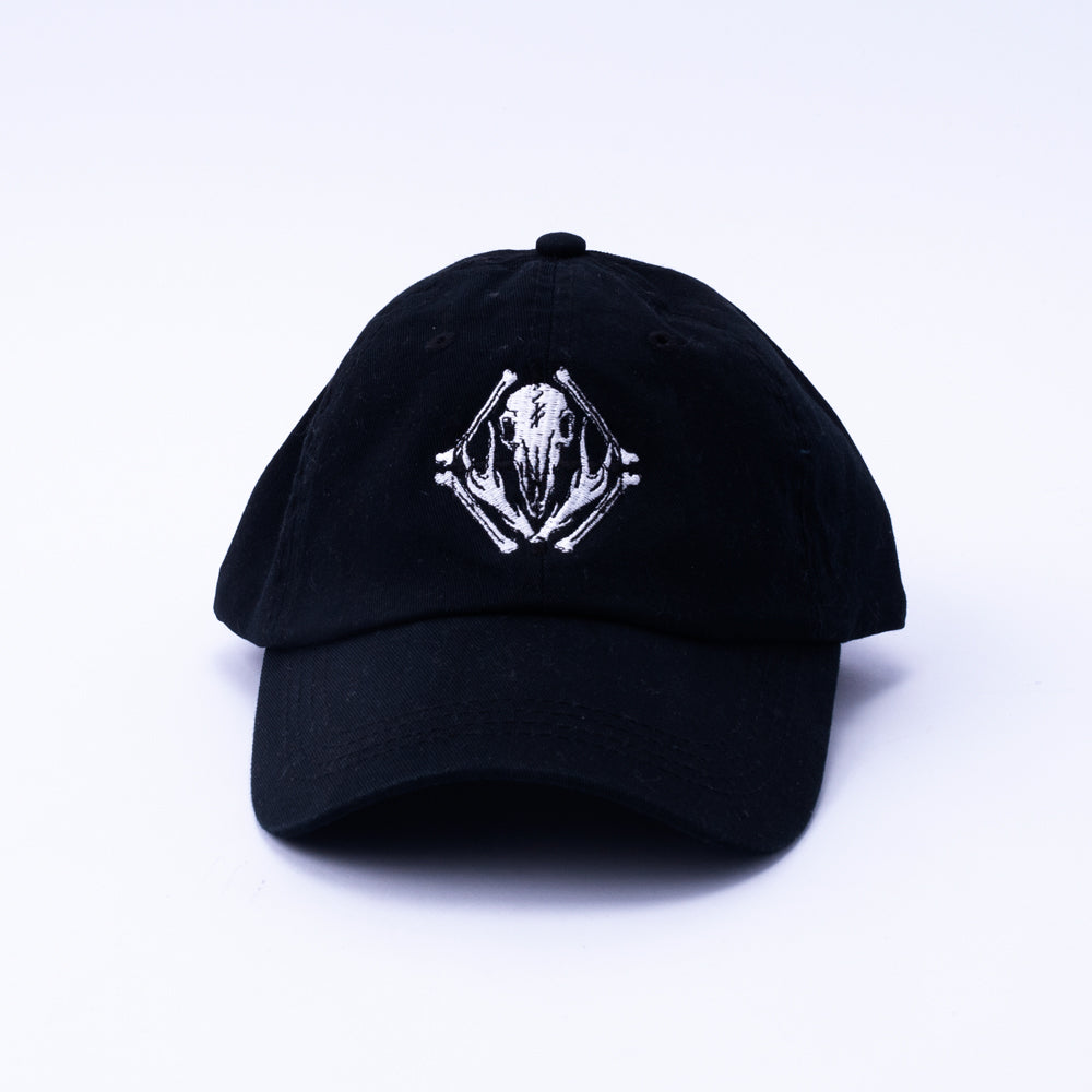 TIDE Black Dad Cap