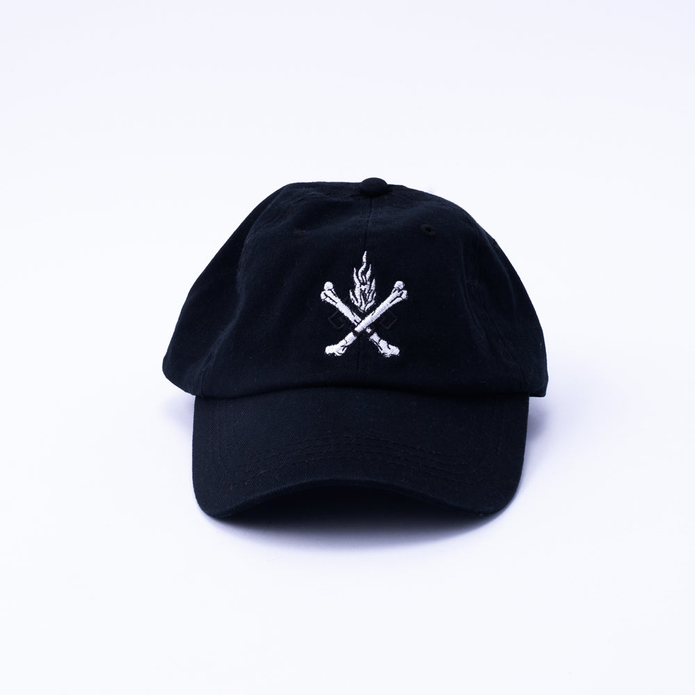 VITTRING Black Dad Cap