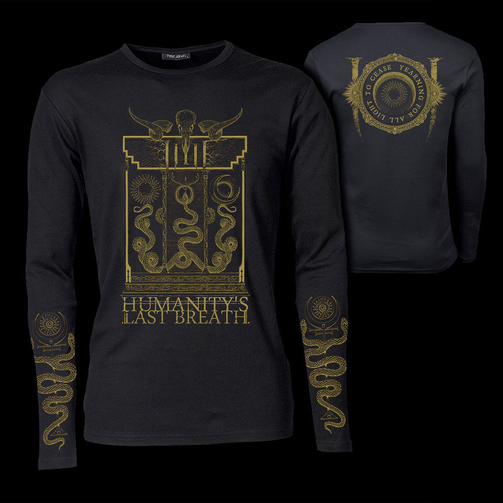 'Abyssal' Long Sleeve T-Shirt