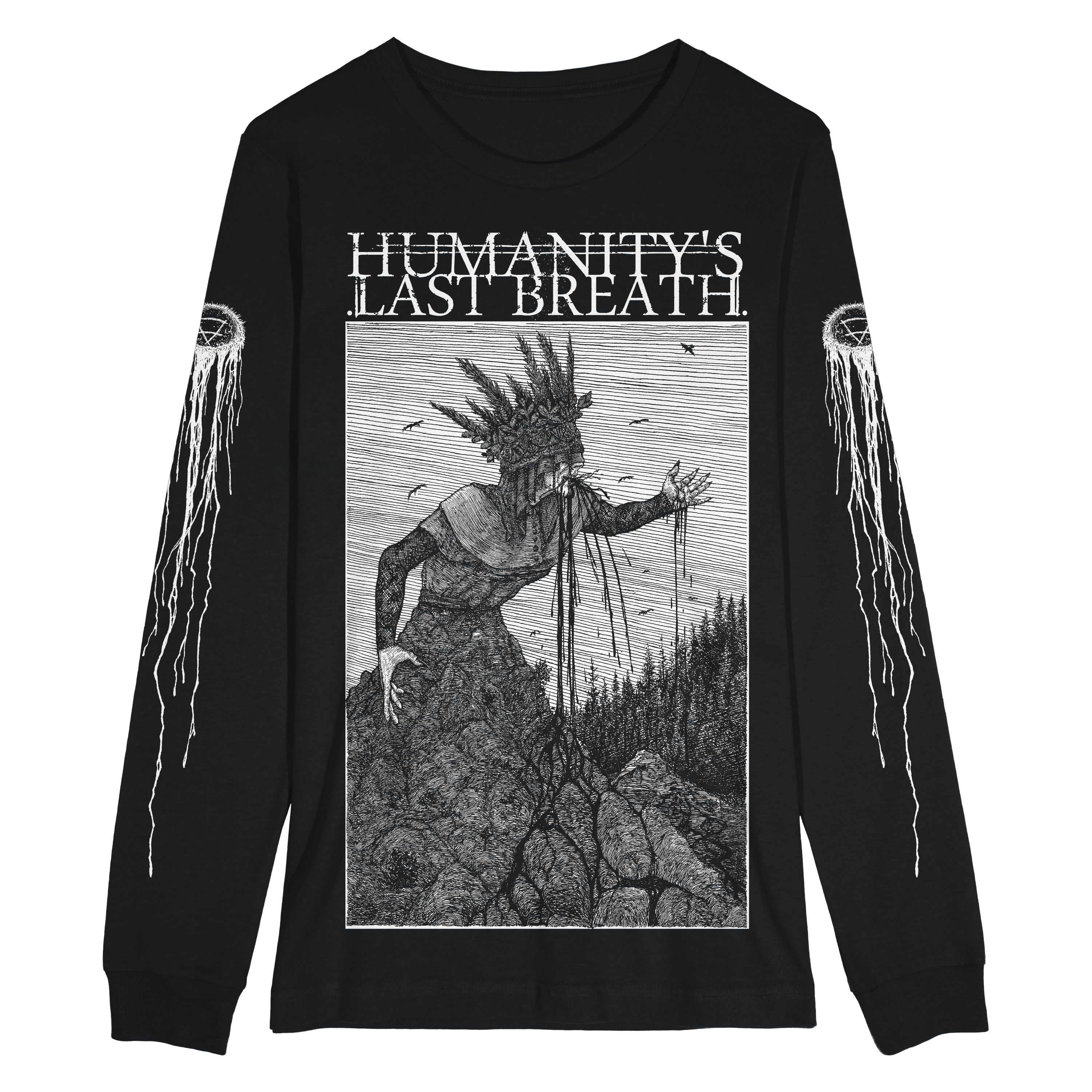 'Earthwitch' Long Sleeve T-Shirt