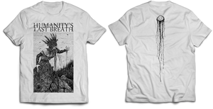 'Earthwitch' White T-Shirt