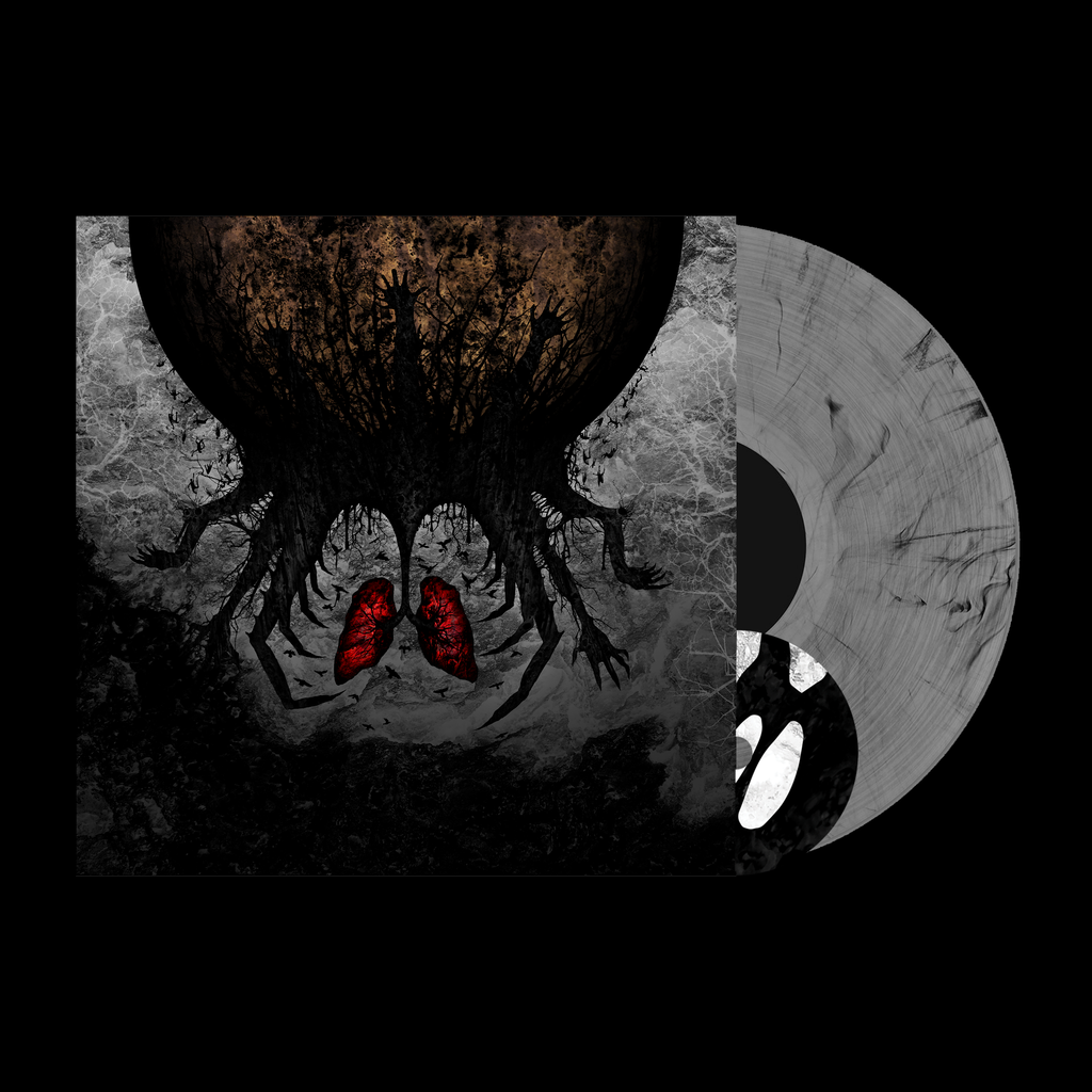 'Humanity's Last Breath (Remixed/Remastered)' Vinyl (2xLP + CD, 180g, grey with black smoke)