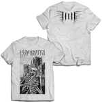 DEATH CASTLE White T-Shirt