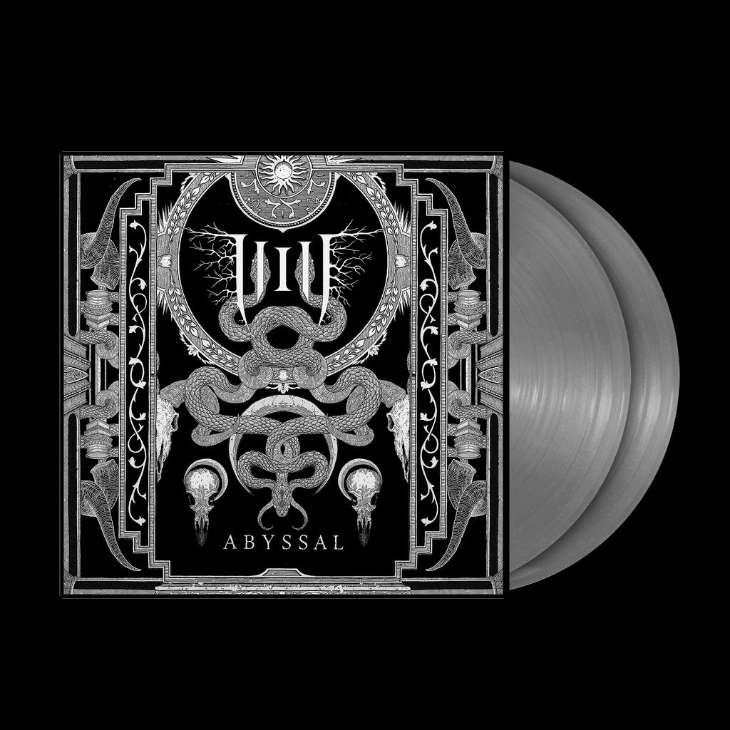 Abyssal Vinyl (2xLP, 180g, Limited Silver Edition)