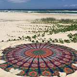 Bohemian Round Wall Tapestry Hanging Mandala Collections For All the Bohemian Tapestry Lovers