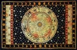 Moon Signs Boho Mandala Bohemian Tapestry  Indian Dorm Decor Tapestry Wall Hanging - Free Shipping